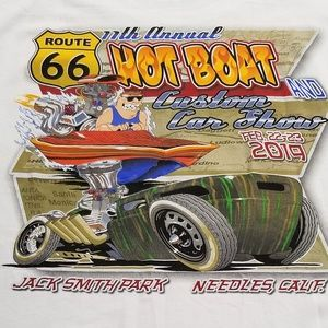Hanes / Route 66 Boat & Car Show, Needles, CA